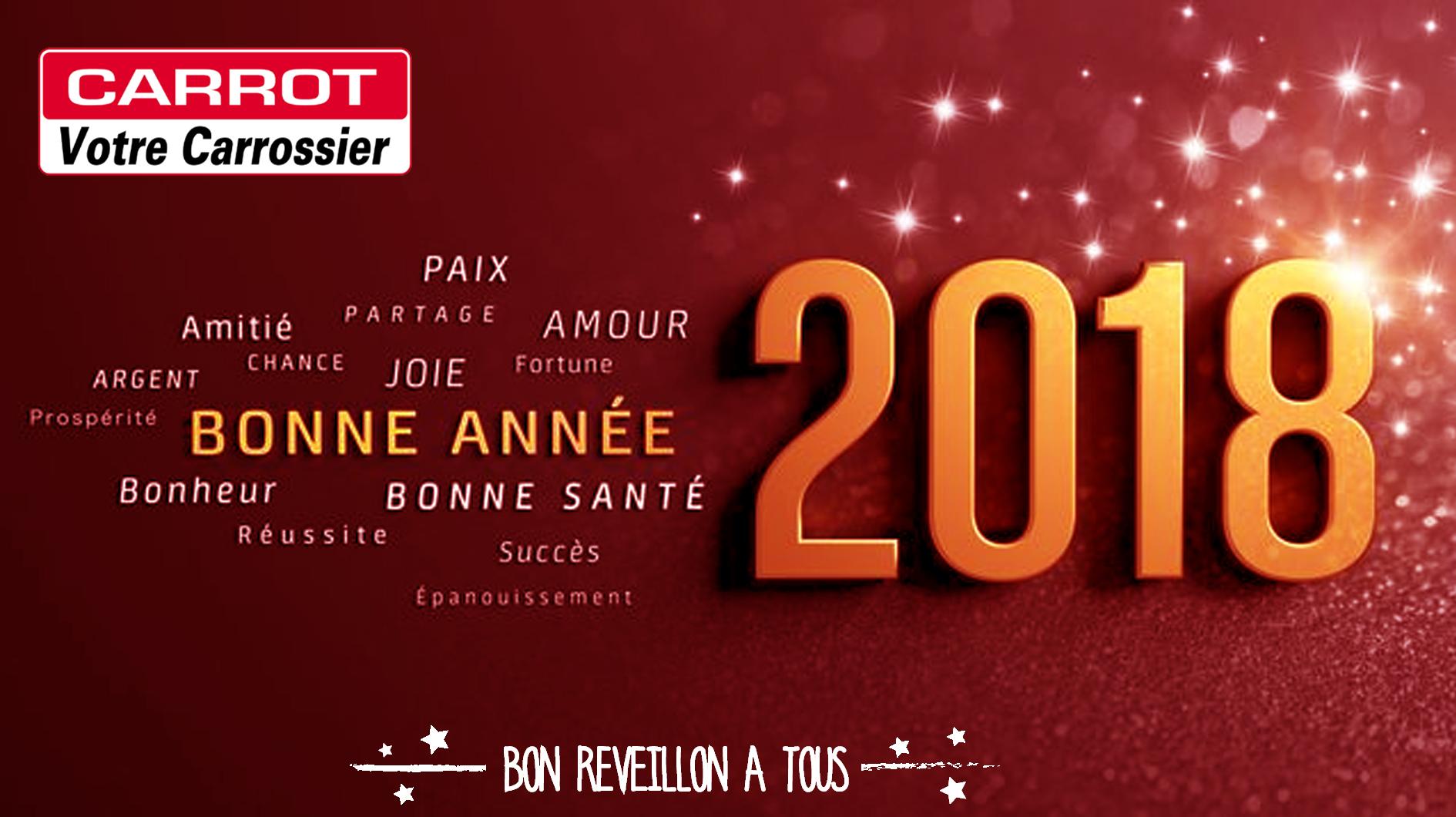 BONNE ANNEE CIE 2018 rouge copie